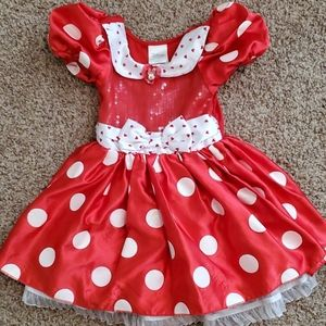 Disney 2/3T Minnie Mouse Dress